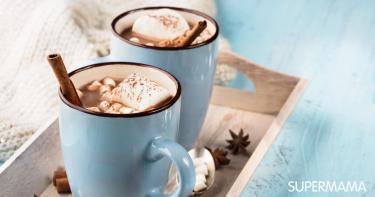 الشوكولاتة الساخنة
