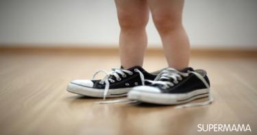 نصائح هامة عند شراء حذاء طفلك