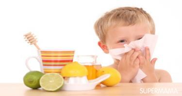 نصائح وقائية لطفلك المصاب بالزكام من الجفاف