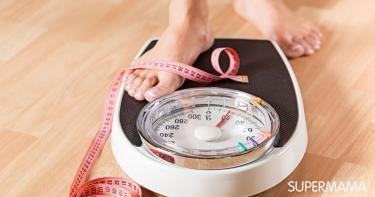 طرق التحكم في الوزن