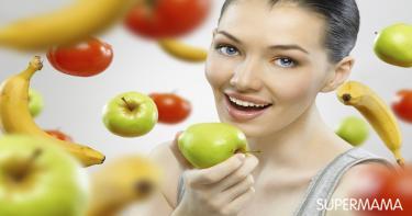 أغذية تحسن رائحة الجسم