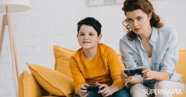 ألعاب فيديو للأطفال