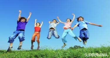 أنشطة مع الصغار في العطلات