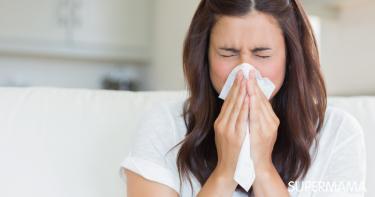 علاج الإنفلونزا في المنزل