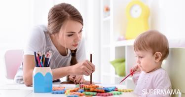 أضرار تربية المربية للأطفال