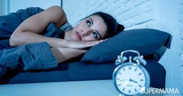 علاقة النوم بالوزن