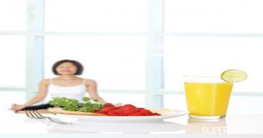 النوع المناسب للأكل قبل وبعد التمرين