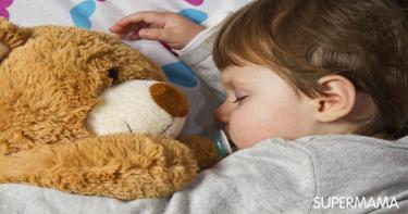 أسباب عدم نوم الأطفال