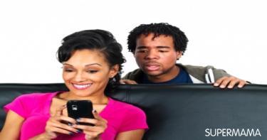 صفات الزوج المختلفة