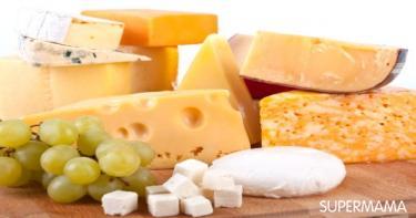 الجبن للحامل