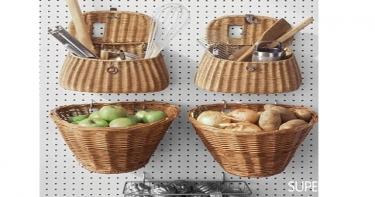 بالصور: أفكار لترتيب أغراضك المنزلية بطرق عملية
