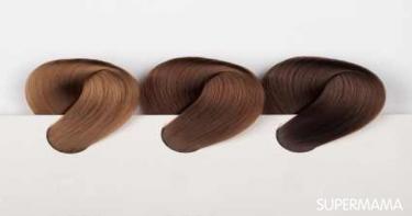 اختيار صبغة الشعر حسب لون البشرة