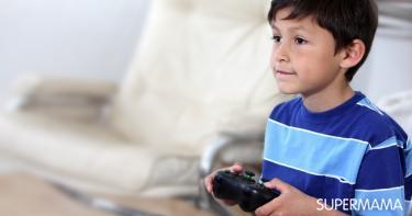 ألعاب الفيديو للأطفال