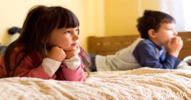 تأثير متابعة الأخبار للأطفال