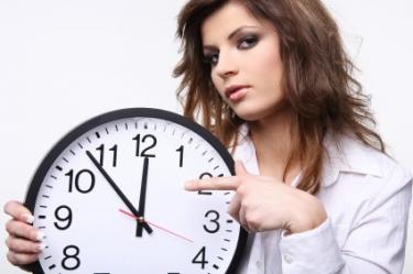 تنظيم الوقت في رمضان