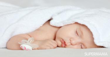هل الطفل الرضيع يحلم