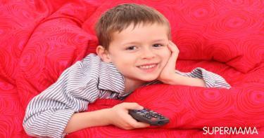 مشاهدة الإعلانات للأطفال
