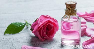 فوائد ماء الورد للبشرة