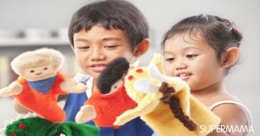 تأثير ألعاب الطفل على شخصيته