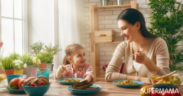 أطعمة مفيدة للأم