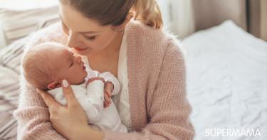 جسم المرأة بعد الولادة