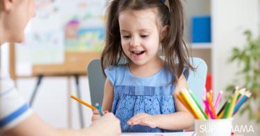 تعليم الأطفال اللغة الإنجليزية