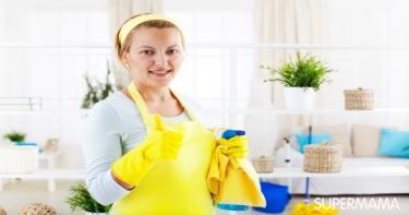 كيفية تطهير المنزل من الفيروسات