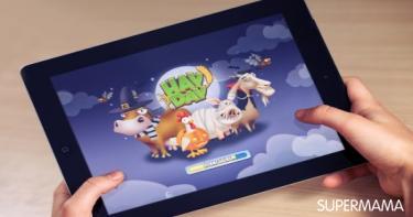 ألعاب إلكترونية للأطفال