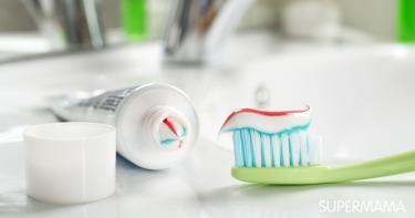 استخدامات معجون الأسنان