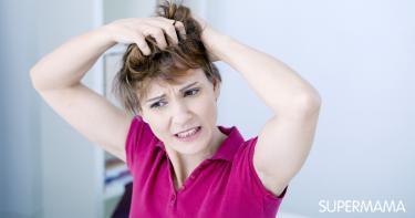 علاج حكة الرأس