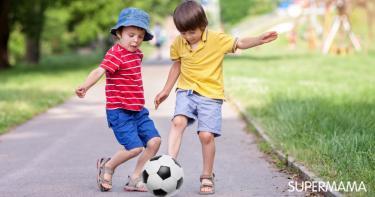 تكوين صداقات للطفل