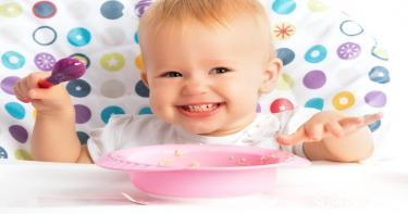 وجبات للطفل بعد الفطام