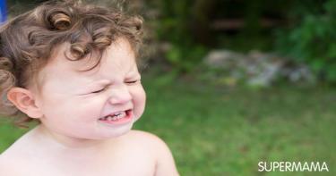 نوبات غضب الأطفال في عمر السنتين