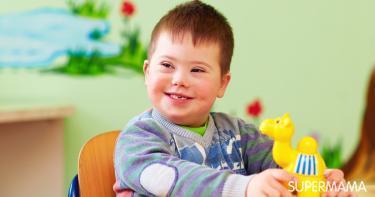 متلازمة داون - الأطفال متلازمة داون