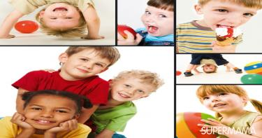 كيف أجعل طفلي يندمج مع الأطفال الآخرين