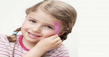 الإسعافات الأولية لإصابات الرأس عند الصغار سوبر ماما