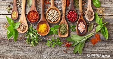 الأعشاب الطبيعية وفوائدها