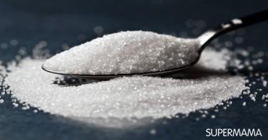 انواع السكر