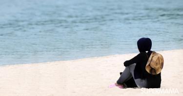 للمحجبات: أفكار لإطلالتك على الشاطئ