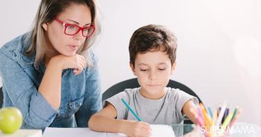 تحسين المستوى الدراسي للطفل