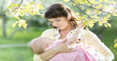 جدول الرضاعة الطبيعية للطفل بعمر 4 شهور