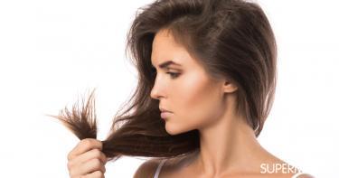 أسباب تلف الشعر