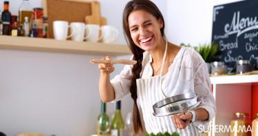 حفظ الطعام المطبوخ في الفريزر