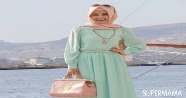 0d583cbdb ألوان الباستيل تزين حجابك بإطلالات رائعة. 2014 سبتمبر 12