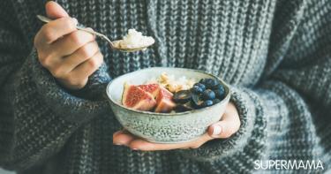 الحفاظ على الوزن في الشتاء