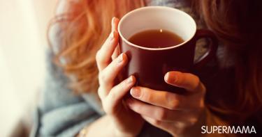 أنواع شاي الأعشاب
