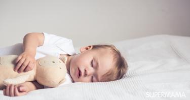 عادات الأطفال عند النوم