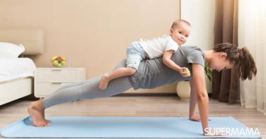 تمارين رياضية في المنزل للأطفال