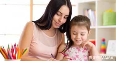 تشجيع مهارات الطفل