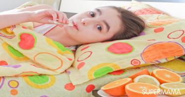 تقوية مناعة الأطفال